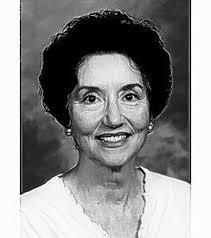 MIRIAM THOMPSON - Obituary