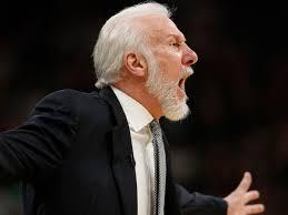Legendary NBA Coach Gregg Popovich ...