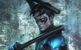 93 nightwing hd wallpapers background