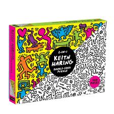 Keith Haring 500 Piece Puzzle