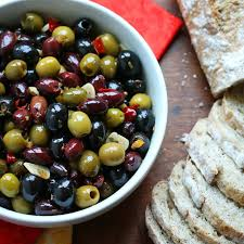 gourmet marinated olives the daring