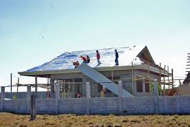 Our Philippine House Project Roof And Roofing My Philippine Life