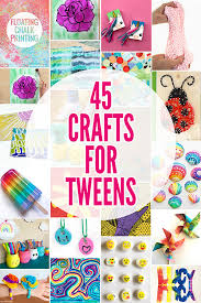 fun summer crafts for tweens