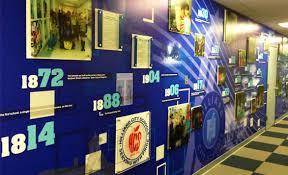 Historical Graphic Athletic Walls Schoolpride