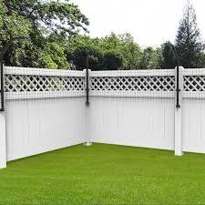 Houdini Proof Dog Proofer Fence Extension Arm Modern Garden Fence Design Garden Fencing
