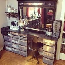 dressing table plastic storage drawers