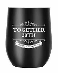 85 best 20 year anniversary gift ideas