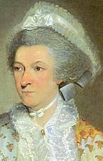 Abigail Adams Biography :: National First Ladies' Library