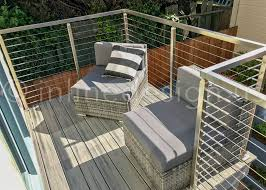 Beautiful Railing Systems Custom Made Easy Installation Inlinedesign Inline Design
