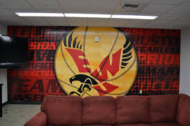 Cassel Promotions Signs Locker Room Sports Wall Womens Basketball