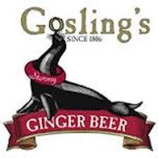 gosling ginger beer t