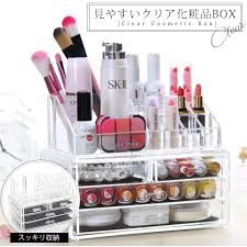 clear type make box cosmetics box brand