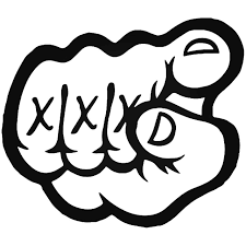 I Want You Hand Finger Point Vinyl Decal Sticker