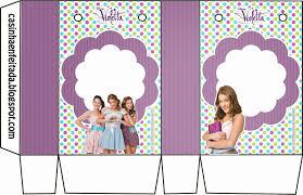 Kit Festa Violetta Para Imprimir Gratis Etiquetas Imprimibles
