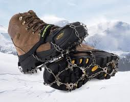 energeticsky ice snow traction cleats