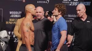 UFC 235: Robbie Lawler vs Ben Askren ...