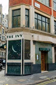 The Ivy, West Street, London, Britain - September 2009 Stock Photo, Picture  And Royalty Free Image. Image 72053018.