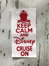 Disney Cruisedisney Cruise Decal Yeti Cup Decaldisney Etsy