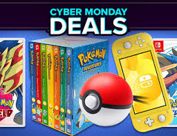 Cyber Monday 2019 Pokemon Deals: Sword And Shield For $48, Let's ...
