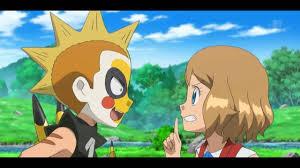 Pokemon XY&Z episode 22 - Pikachu vs Pikachu, Serena become Ash ...