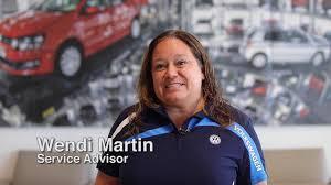 Wendi Martin - Service Advisor Capitol Heights MD - YouTube