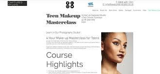 beginner makeup mastercl