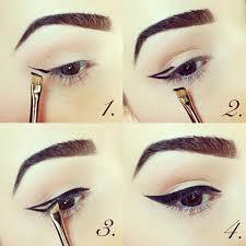 how to do cat eye makeup cat eye makeup