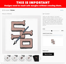 Here S How To Design Amazing Stickers Photoshop Tutorial Society6 Blog