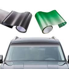150 20cm Car Window Windshield Sun Visor Strip Tint Film Front Windshield Uv Shade Diy Decal Banner Sunscreen Sticker Sun Visors Car Sun Visors For Cars From Pantine01 23 8 Dhgate Com