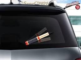 Lipsense Lipstick Wipertag Advertising Covers Attach To Rear Wiper Blades Wipertags
