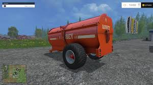 abbey manure spreader v1 mod farming
