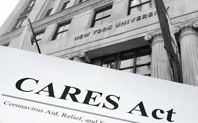 CARES Act Funding To Go Toward Student Relief | by Morgan Pryor | NYU Local