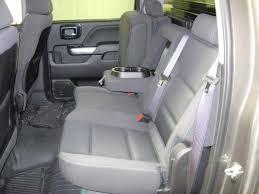 2019 chevy gmc crew cab rear 60 40 seat