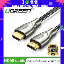Cáp HDMI Ugreen 50106, Giá tháng 9/2020