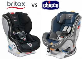 britax vs chicco which car seat is