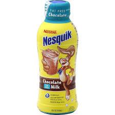 fat free chocolate milk 14 fl oz