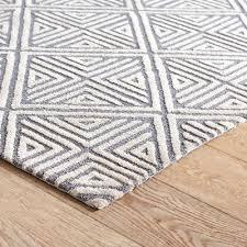 microplush geometric rug pier 1