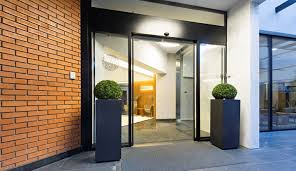 Automatic sliding and swing doors supplied and fitted by specialists