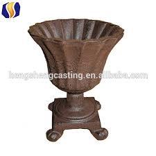 asian planter pots cast iron garden