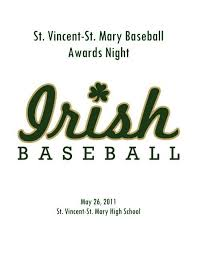 St. Vincent-St. Mary Baseball Awards Night