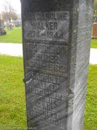 Caroline Ada Morgan Connell b. 8 May 1874 Derby Township, Grey County,  Ontario, Canada d. 1944 Owen Sound, Ontario, Canada
