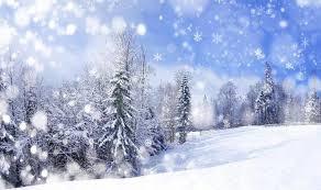 Oor sneeu status: deel vreugde met ander