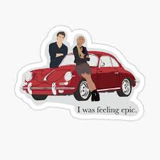 Epic Stickers Redbubble