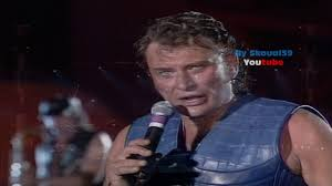 Johnny Hallyday - Le chanteur abandonné 1993 [HQ Live 1080p] - YouTube