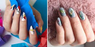 summer gel nail art ideas