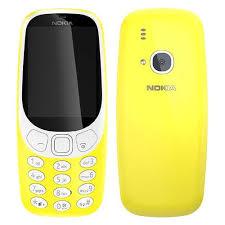 Nokia- 3310 Dual Sim -Yellow
