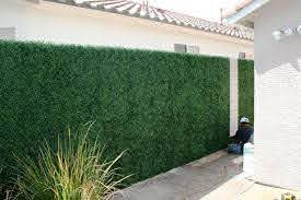 Expandable Faux Ivy Privacy Fence Faux Greenery Outdoor Artificial Hedges Outdoor Privacy Panels