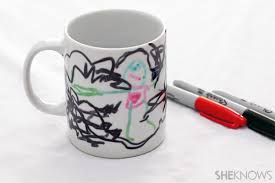 homemade mother s day mug crafts sheknows