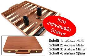 end precious wood backgammon case