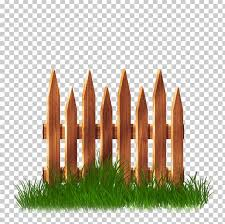 Fence Garden Lawn Png Clipart Chainlink Fencing Clip Art Color Garden Fence Flower Garden Free Png